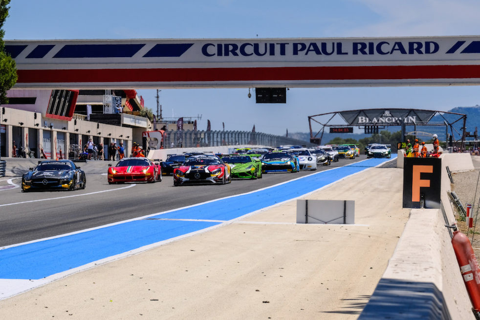 circuit paul ricard blancpain gt sports club. Black Bedroom Furniture Sets. Home Design Ideas